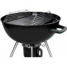 Napoleon Rodeo NK22CK-L 22.5-Inch Charcoal Kettle Grill Napoleon Rodeo NK22CK-L 22.5-Inch Charcoal Kettle Grill - Hinged Cooking Grid