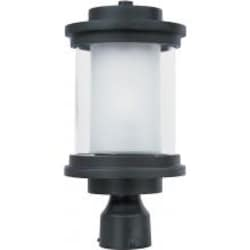 Maxim Lighthouse One Light 16-Inch Outdoor Post Light - Anthracite - 5860CLFTAR image