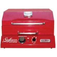 Electri-Chef Safire 16-Inch Tabletop 115-Volt Electric Grill - Electri-Chef Red - 4400-EC-224/115-TT-16-ER