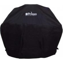 Primo Grill Cover For Oval Large In Cypress Top Table image
