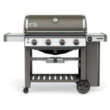 Weber Genesis II SE-410 Special Edition Freestanding Propane Gas Grill - Smoke image