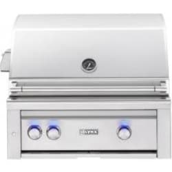 Lynx Professional 30-Inch Built-In Natural Gas Grill With Rotisserie - L30R-3-NG image