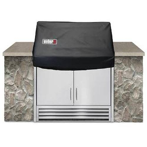 Weber S 660 >> Weber Grill Cover 7558 For S-660 : BBQ Guys