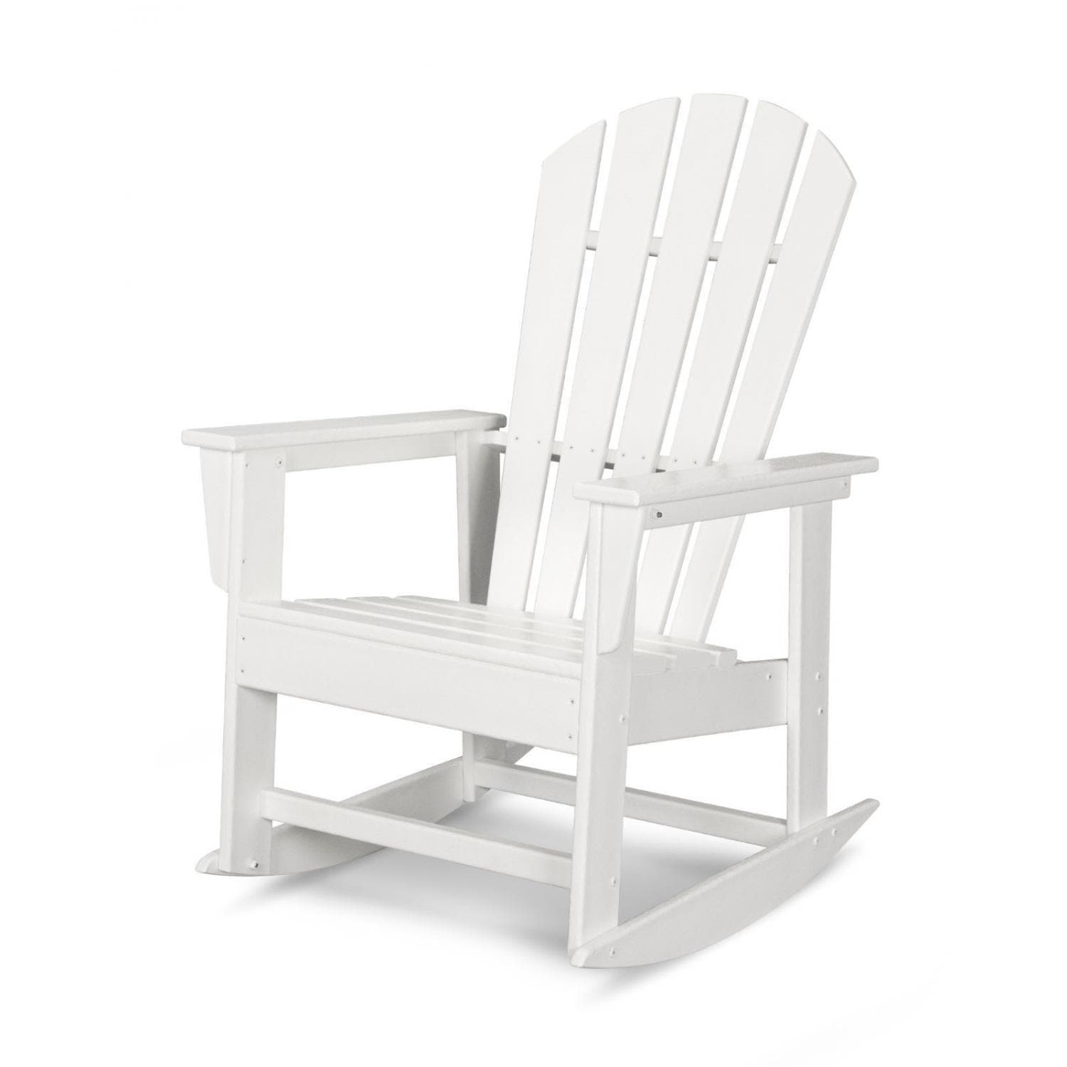 porch chair outdoor chiar adirondack fir rocking rocker outsunny patio rustic wood