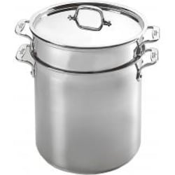 All-Clad Stainless 12-Quart Multi-Cooker image