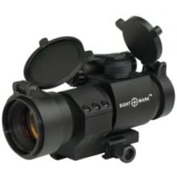 SightMark Red Dot Riflescope - Tactical Red Dot Riflescope - Black - SM13041 image
