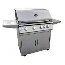 RCS Premier Series 40-Inch 5-Burner Natural Gas Grill With Rear Infrared Burner - RJC40A-NG image