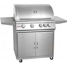 Gas Grills on Cart