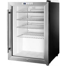 Summit 2.5 Cu. Ft. Freestanding Beverage Cooler - Stainless Steel - SCR312L