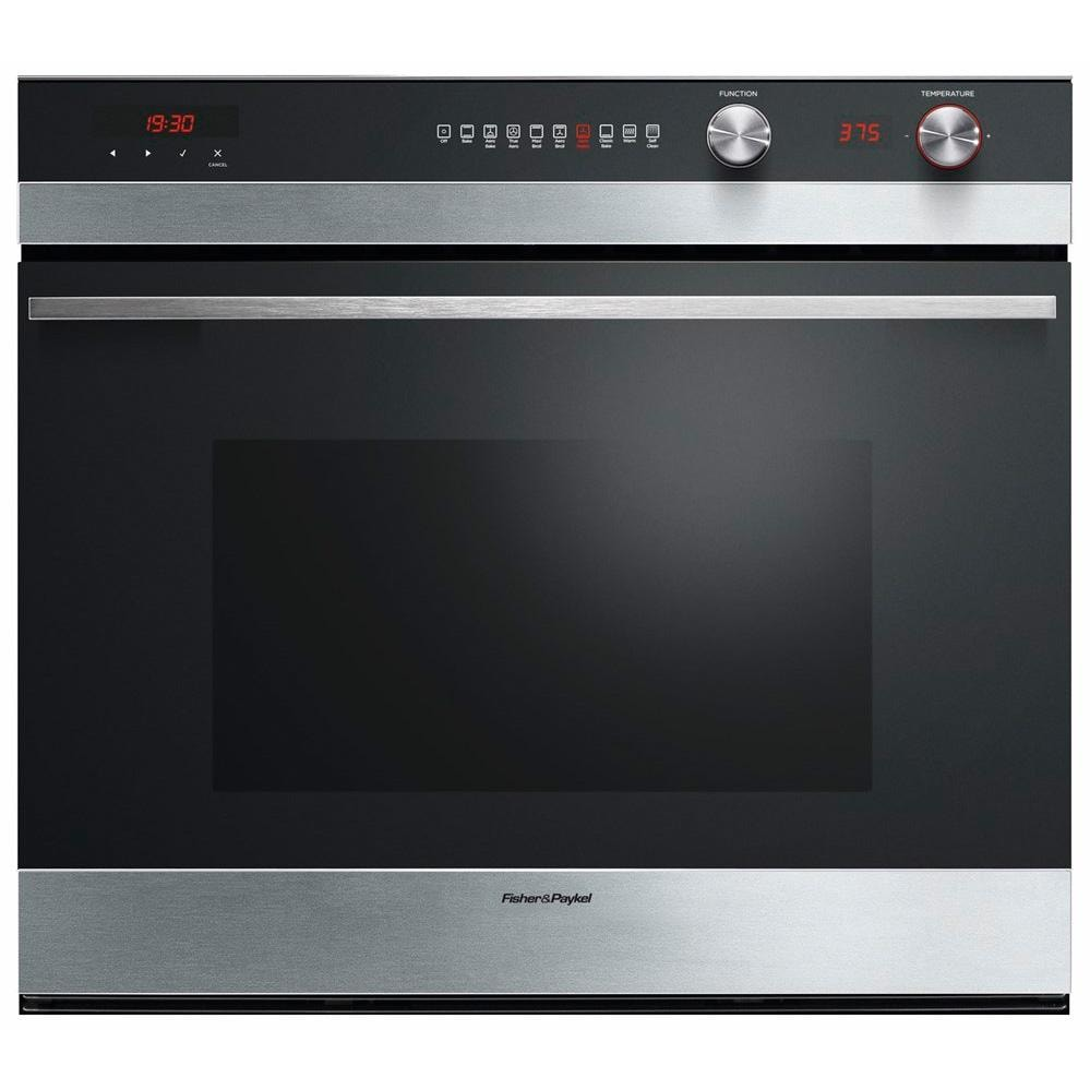 Fisher & Paykel 30-Inch Built-In Electric Single 9-Functi...