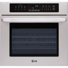 LG LWS3010ST 30-Inch Built-In Electric Single Wall Oven - Stainless Steel