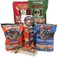 Western Variety Pack BBQ Smoking Chips