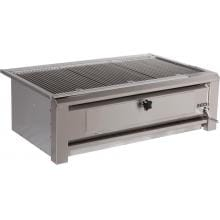 Luxor 42-Inch Built-In Open Top Charcoal Grill - AHT-42CHAR-BI-OT