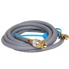 12 Foot Natural Gas Gas W/ Quick Disconnect 80144 12 Foot Natural Gas Gas Hose 80144