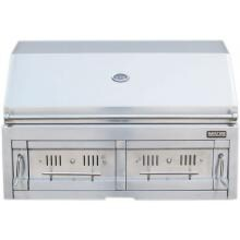 Sunstone Grills 42-Inch Dual Zone Built-In Grill