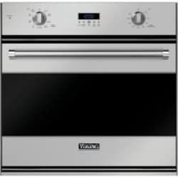 Viking 3 Series 30-Inch Single Electric Convection Oven - Stainless Steel - RVSOE330SS image