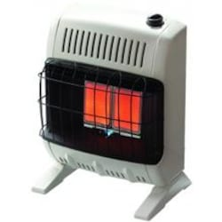 HeatStar By Enerco 10,000 BTU Vent-Free Infrared Natural Gas Space Heater - HSVFR10NG image