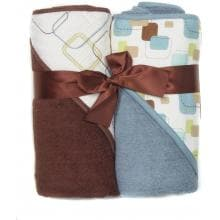 Spa Baby Collection 2-Pack Hooded Towel Set image