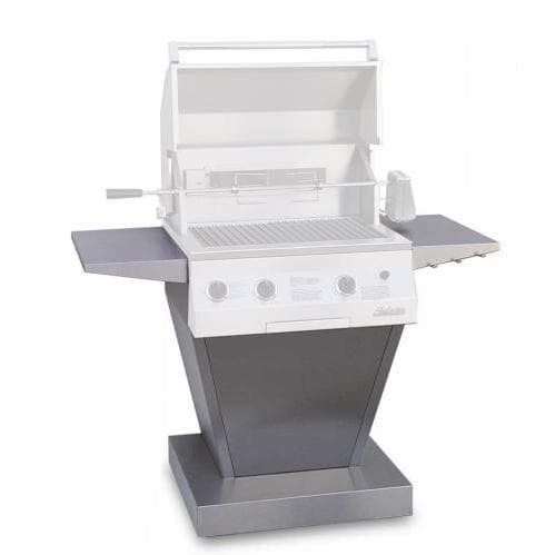 Solaire Angular Pedestal Base For 27 Inch Model 27GXL Deluxe Gas Grills - SOL-AG-27C