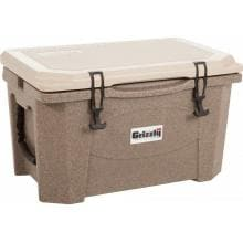 Grizzly Coolers 40 Quart Ice Chest - Sandstone image
