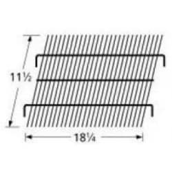 Galvanized Steel Wire Rectangle Rock Grate W/ Legs 95001 image