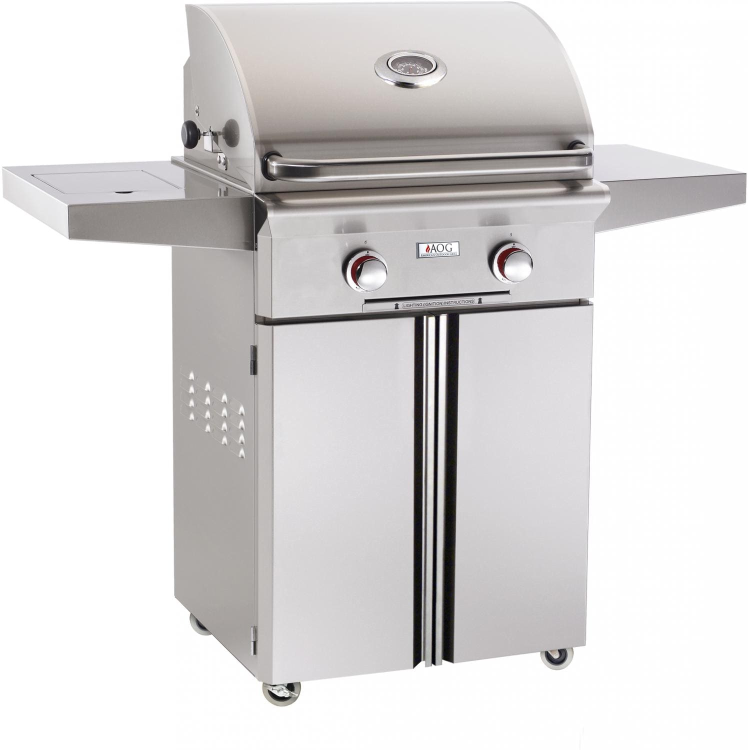 AOG  American Outdoor Grill T-Series 24 inch 2-Burner Natural Gas Grill - 24NCT-00SP