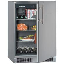 Liebherr 5.0 Cu. Ft. Outdoor Compact Refrigerator - Stainless Steel - RO-500