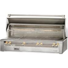 Alfresco ALXE 56-Inch Built-In Natural Gas All Grill With Sear Zone And Rotisserie - ALXE-56BFG-NG Alfresco Gas Grills ALXE 56-Inch All Grill Built-In NG Grill
