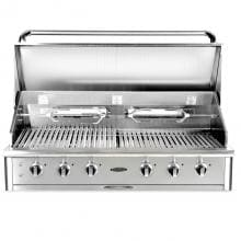 Capital Precision 52-Inch Built-In Propane Gas Grill - CG52RBI-LP Capital Precision 52-Inch Built-In Gas Grill