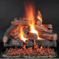 Rasmussen 30-Inch TimberFire Gas Log Set (Logs Only - Burner Not Included) image