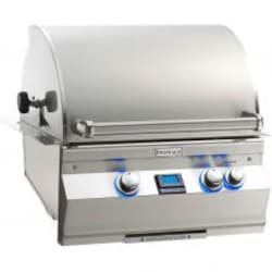Fire Magic Aurora A430i 24-Inch Built-In Propane Gas Grill With Rotisserie - A430i-6E1P image