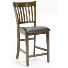 Hillsdale Arbor Hill Non-Swivel Counter Stools Set Of 2 - 4232-822 image
