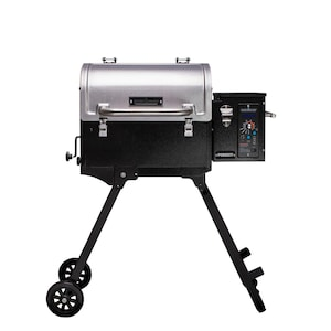 Camp Chef Pursuit 20 Portable Wood Pellet Grill - PPG20 image