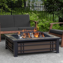 Wood Burning Fire Pits Outdoor Wood Fire Pit Tables
