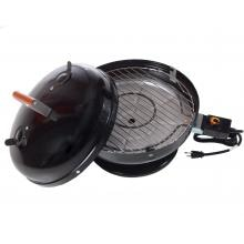 Meco Lock-N-Go Portable Electric Grill - Black -2120 Heating Element and Cooking Grid