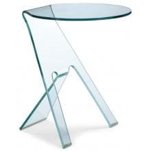 Zuo Modern Journey Side Table Clear 404105 image