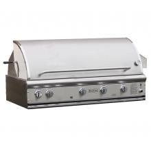 ProFire Professional Deluxe Series 48-Inch Built-In Propane Gas Grill - PFDLX48G-P ProFire Professional Deluxe Series 48-Inch Gas Grill - Shown as Rotisserie Model