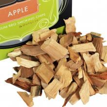 Apple Smoking Wood Chips - 150 Cu In Outset Apple Smoking Wood Chips