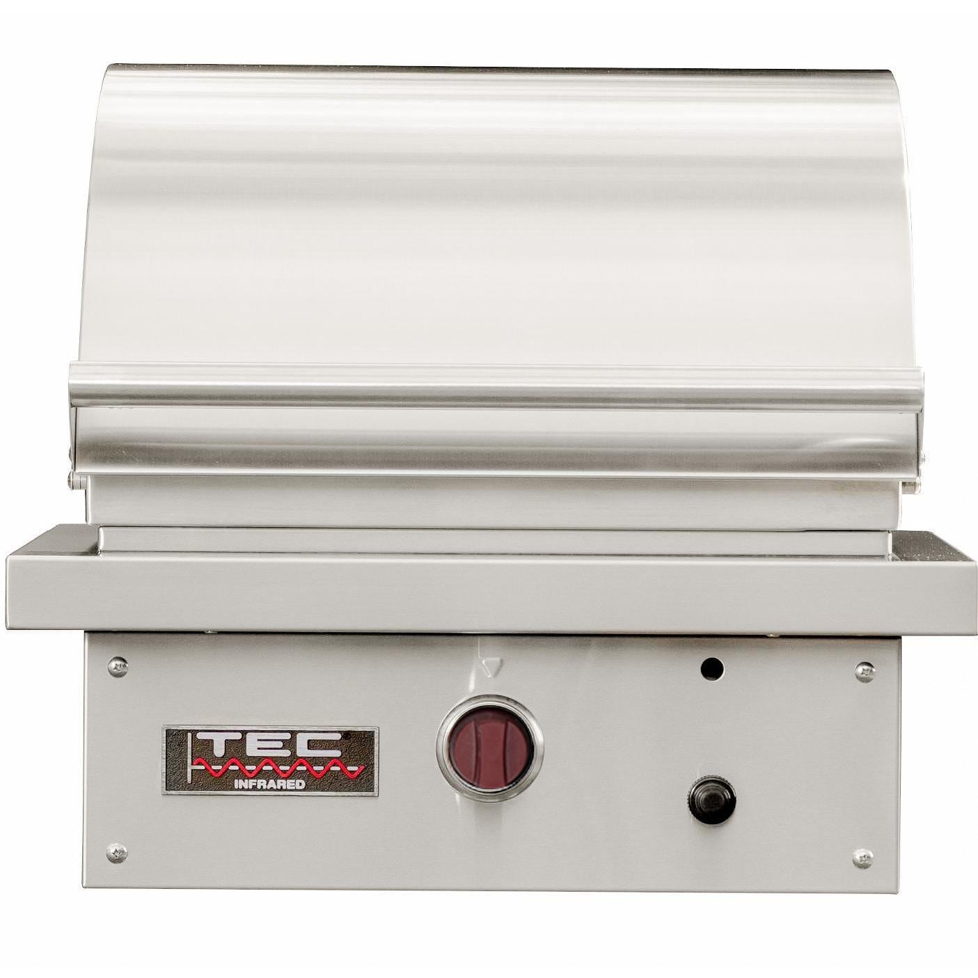 TEC Sterling Patio FR 26 Inch Built In Infrared Natural Gas Grill  4a062e0c82297bb0070963ef4cd23285 Sterling Patio Fr