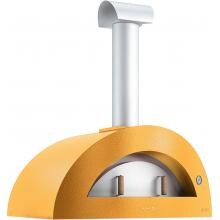 Alfa Forno Allegro Wood Burning Built-In Pizza Oven - Yellow