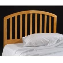 Hillsdale Carolina Country Pine Headboard Without Frame - Twin - 1108-340 image