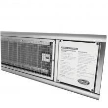 DCS 48-Inch 56,000 BTU Natural Gas Infrared Patio Heater - Stainless Steel - DRH-48N image
