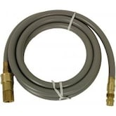Solaire 1/2 Inch Natural Gas Hose With Quick Disconnect - SOL-12HOSE12