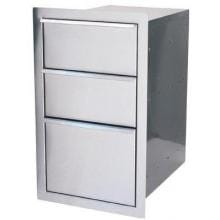 ProFire 17-Inch Triple Access Drawer - PFDRAWER image