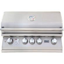Lion L75000 32-Inch Stainless Steel Built-In Propane Gas Grill Lion 32-Inch L75000 Stainless Steel Built-In Propane Gas Grill