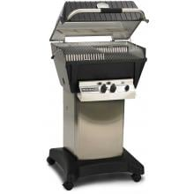 Broilmaster P4-XFN Premium Natural Gas Grill On Stainless Steel Cart Broilmaster P4-XFN Premium Gas Grill On Stainless Steel Cart