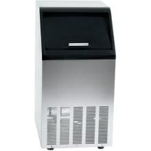 Orien 65 Lb. Ice Maker With Gravity Drain - Stainless Steel - FS-65IM