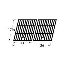 Porcelain Coated Cast Iron Rectangle Cooking Grid 67692