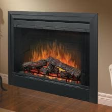 Dimplex 39-Inch Built-In Electric Firebox With Purifire - BF39DXP