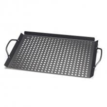 17 X 11 Black Non-Stick Large Grill Grid